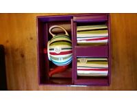 Wittard tea for two set, gift-boxed