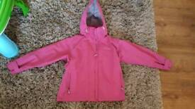 Ladies trespass jacket medium