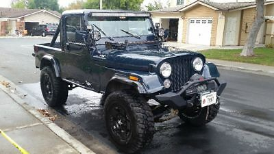 1981 Jeep CJ Scrambler 1981 Jeep Cj8 Scrambler