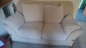 FREE Sofa x2 and chair matching