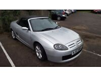 MG CONVERTABLE LOW MILEAGE 4AGE