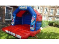 Bouncy Castle Hire, chocolate fountain, giant love light candy floss popcorn hotdogs, sweet cones