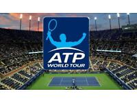 3 X Tickets for the ATP World Tennis Final @ The O2 Arena, London - 18th Nov 2018