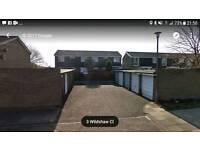 Garage for rent - Residential Area - Southfield Lea, Cramlington