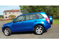 2008 SUZUKI GRAND VITARA 1.9DDiS 4X4,MOT FEB 2017