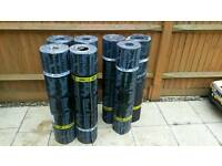Flat roof felt set, for garage or extension, Best quality!!!