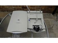 Scanner with Document Feeder