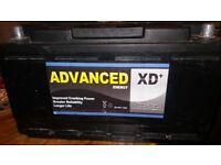 12v 110ah leisure battery still under warranty