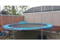 Trampoline (13ft) for sale