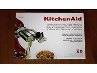 KitchenAid SPIRALIZER Brand new still in box for KitchenAid stand mixers