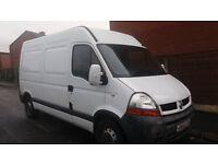 Man and Van Removal & Delivery Service - Medium Van Hire