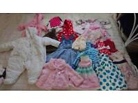 Baby clothes 0-6m