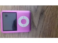 Apple iPod Nano 3rd gen pink 8GB available