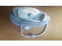 Baby bouncer. Good conditions £3. Buyer collect