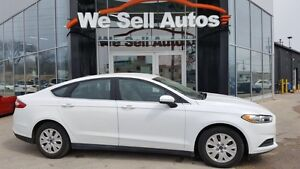 2014 Ford Fusion S *A/C *BTOOTH *CRUISE/C *HTD SEATS *XM