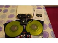 i mix scratch live dj timecode vinyl controller