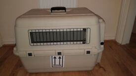 Transport Box - In Accordance with IATA Requirements for Transportation of Live Animals