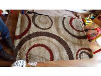 Lovely large shaggy rug