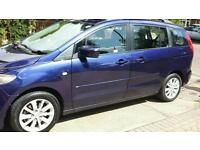 Lpg car Mazda 5 1.8 + builtin satnav + save £££ on fuel+ 7 seater