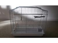 Large bird cage for canaries/budgies/finches etc