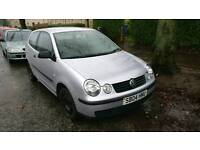 Volkswagen Polo 1.2 no swaps cash only