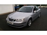 2007 Saab full mot immaculate condition.
