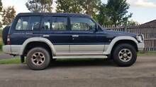 Mitsubishi Pajero 2.8L Intercooled Turbo Diesel 4WD Wagon Durack Brisbane South West Preview