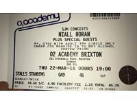 Niall Horan Tickets