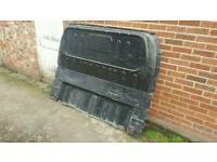 Ford transit bulkhead partition metal type