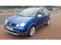 VERY RARE VW POLO 1.2 DUNE,LOW MILES 55000(ONLY 1 OWNER)5 door,service history,excellent condition!!