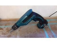 Makita dfs451z drywall screwdriver cordless