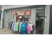 SHOP TO LET UNIT TO RENT NEXT TO FINSBURY PARK STATION FONTHILL ROAD NORTH LONDON
