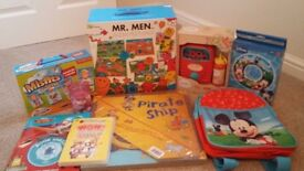 Bundle of kids stuff - 9 items for £25