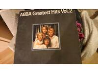 Abba 1970s original vinyl