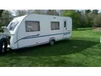ADRIA Adora 532 UK 6 berth caravan 2008 model