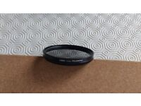 Cokin 72mm Polarizing lens filter not used