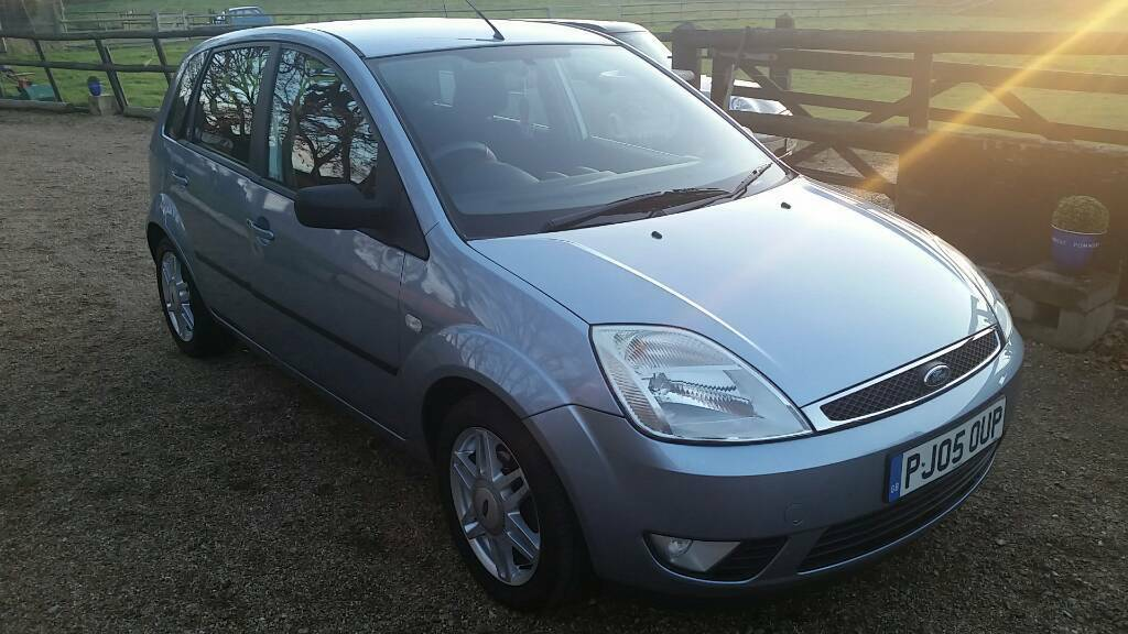 Ford fiesta ghia 5 door hatch cheap car