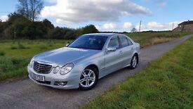 Mercedes-Benz E Class 2.1 E220 CDI Avantgarde 4dr