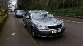 SCODA OCTAVIA 1.6 GREENLINE, Estate2013