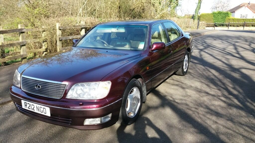 lexus LS400 YES ONLY 65,000 BULLET PROOF