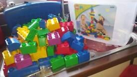 Lego quatro age 1 - 3 years