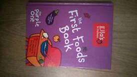 Ella's kitchen. The first foods book