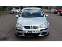 VW GOLF 2005 FOR SALE