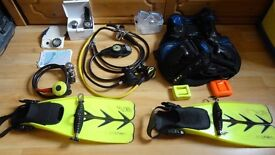 Full Diving Equipment-Reduced Price!