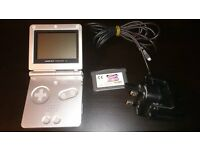 Gameboy Advance SP + Game