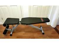 YORK 13-IN-1 UTILITY WORKOUT BENCH