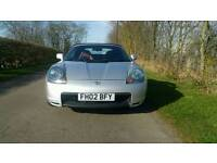 Toyota MR2 Roadster 2002 82k miles