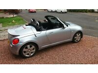 Stylish small convertable 2003
