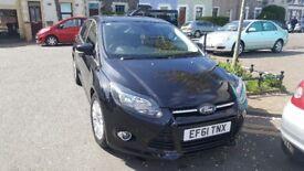 Ford focus 2012 1.6 diesel .TITANIUM
