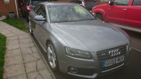 AUDI A5 2.0 TDI S LINE SPECIAL EDITION COUPE 2009 (59)